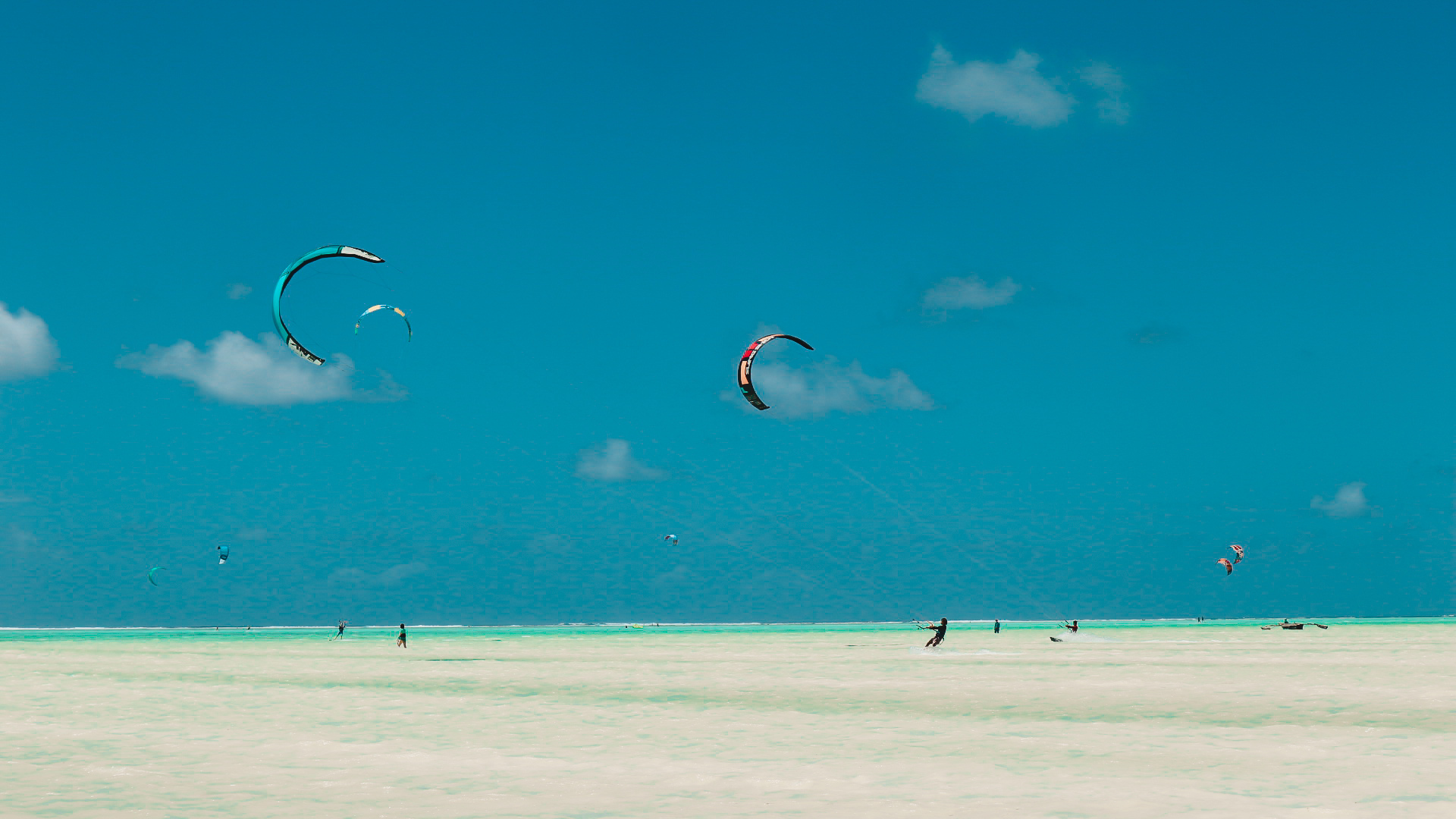 Paje. A Kitesurfers Paradise.