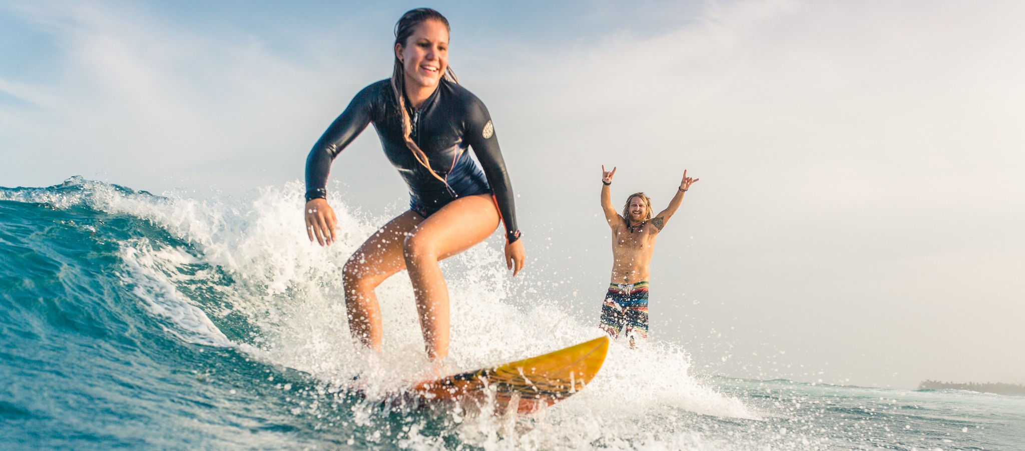 Surf Courses & Trips