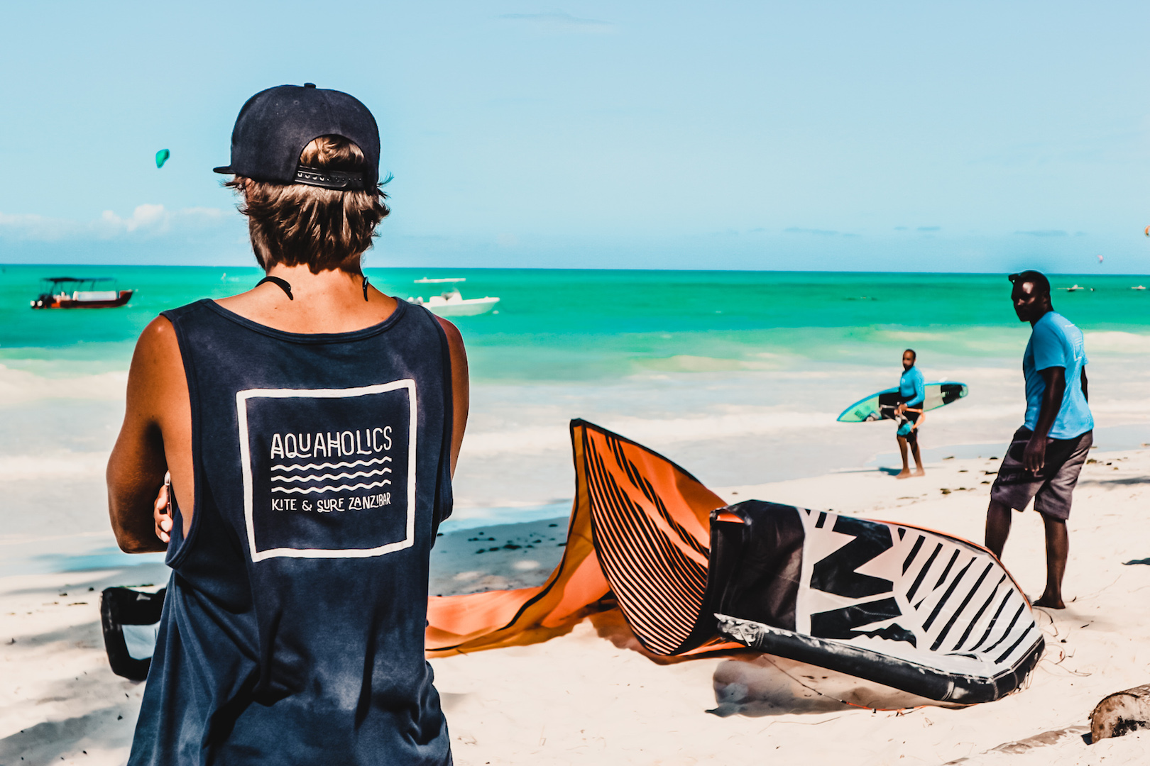 Picture of Kitesurfing