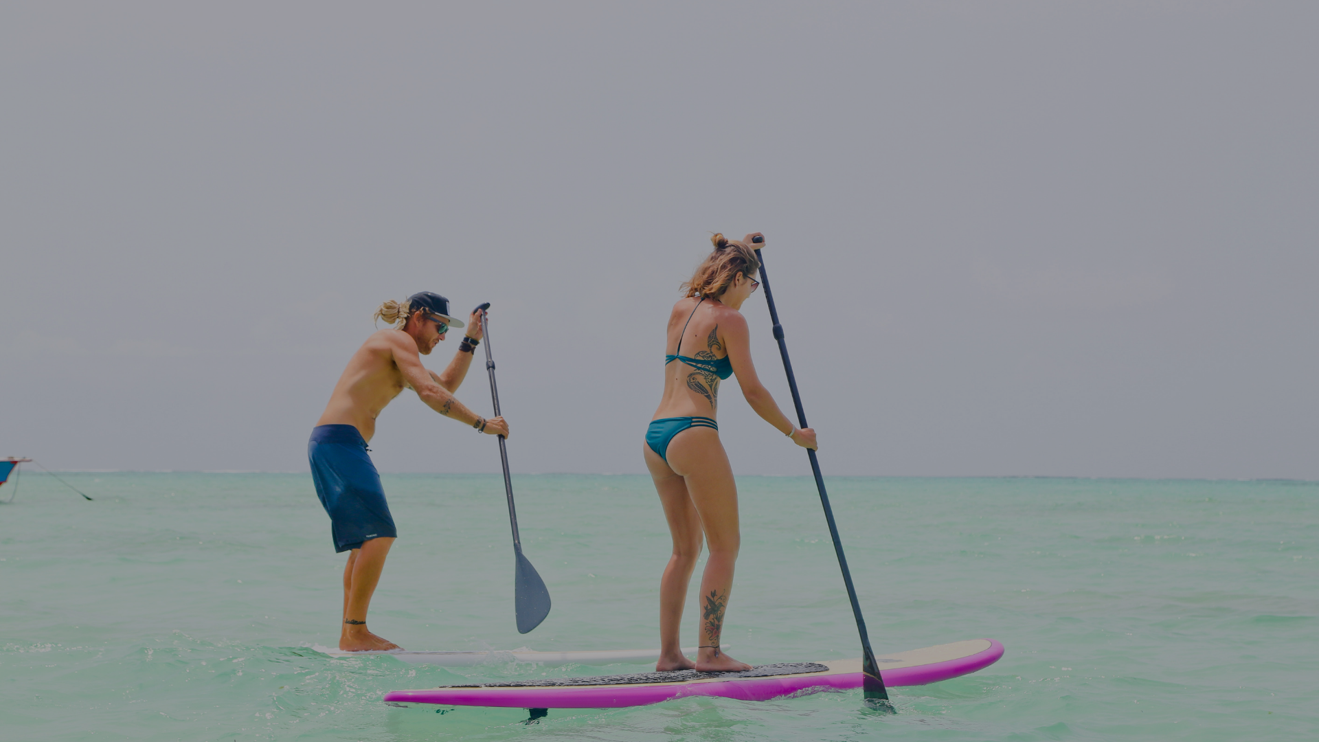 Picture of SUP Boarding